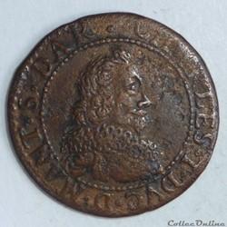 Charles 1er de Gonzague (1601-1637). Dou...