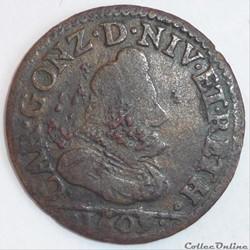 Charles 1er de Gonzague (1601-1637). Liard