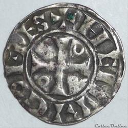 Henri II (1181-1197). Denier