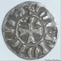 Monnayage immobilsé d' Etienne (XIIème s...