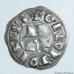 Monnayage immobilisé, Centulles (XIIème-XIIIème siècle): Denier