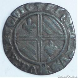 Philippe le Bon (1419-1467). Double tournois