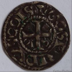 Geoffroy II Martel (1040-1060). Denier