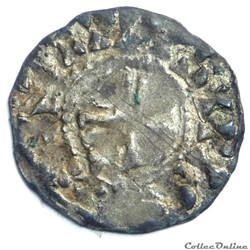 Gautier 1er Saveyr (1046-1082). Obole