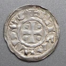 Richard 1er (942-996). Denier