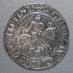 Marguerite de Constantinople (1244-1280) - Petit gros