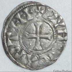 Eudes II (996-1037). Denier