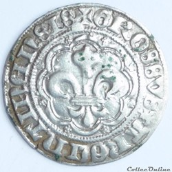 Anonymes (XVIIème siècle ).Groschen ou Gros (12 deniers)
