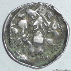 Jean 1er d' Apremont (1224-1238). Denier