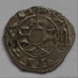 Monnaie anonyme (XIIème/XIIIème siècle). Obole