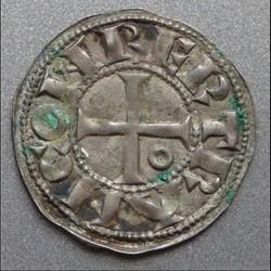 Bertrand (1105-1112). Denier