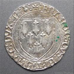 François II (1458-1488). Gros à l'écu