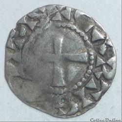 Eudes II (1004- 1037). Obole