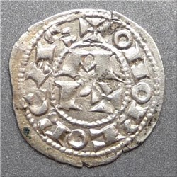 Monnayage immobilisé, Centulle (XIIème-XIIIème siècle): Obole