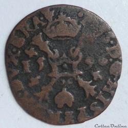 Philippe II d' Espagne (1555-1598) . Gig...