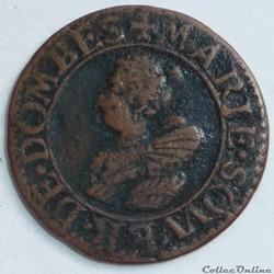 Marie de Montpensier (1608-1627). Double...