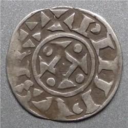 Philippe 1er (1060-1108) . Denier