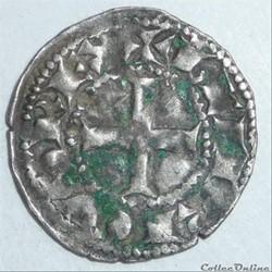Henr II d' Angleterre(1152-1189). Denier