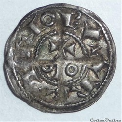 Anonyme (1076-1196). Denier