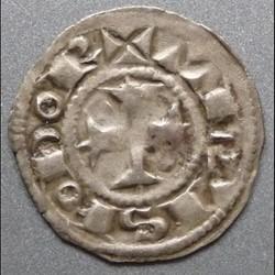 Anonymes  (XIIème siècle). Denier