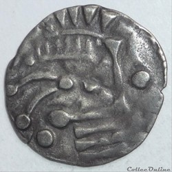Thibaut  (1037-1090). Denier