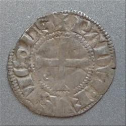 Raoul de Clermont (1264-1302). Denier