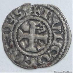 Henri II et Richard Coeur de Lion (1151-1199). Denier