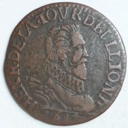 Henri de la Tour (1591-1623). Liard