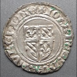 Jean sans Peur (1404-1419). Blanc