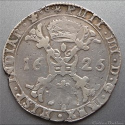 Philippe IV (1621-1665). Patagon