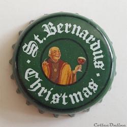 Saint Bernardus Christmas