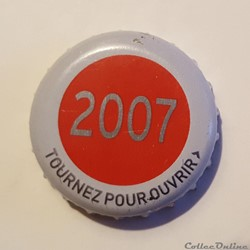 Les années qui comptent I - dap - Chrome - 2007