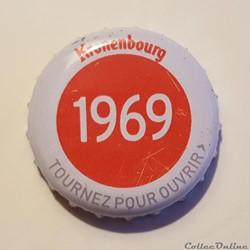 Les années qui comptent I - dap - Blanche - 1969