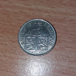 1 franc Belge 1940