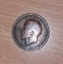 1 penny George V 1918