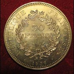 50 Francs Hercule 1975