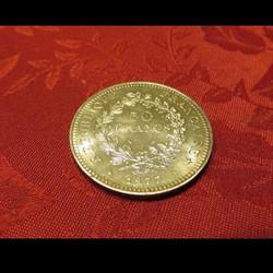 50 Francs Hercule 1977