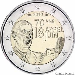 Pièces 2 euros