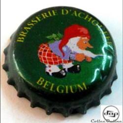 CAPSULE BIERE BRASSERIE D'ACHOUFFE / 666...