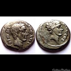 Denier Pompeia – Quintus Pompeius Rufus (faux moderne)