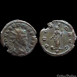 CLAUDE II LE GOTHIQUE Antoninien (à iden...