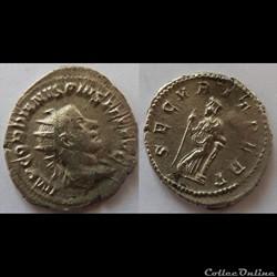 Gordien III - Antoninien - SECVRIT PERP