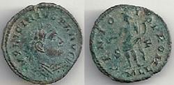 Ae3 Follis réduit Licinius Ier