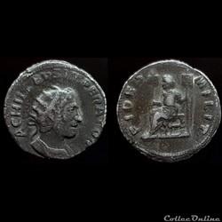 ACHILLEUS - Antoninien
