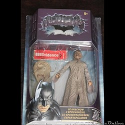 L' épouvantail The Dark Knight Mattel