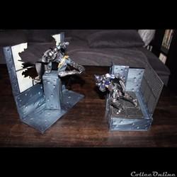 Figurines Batman et objets divers marques