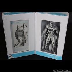 Batman dessiné par Jim Lee