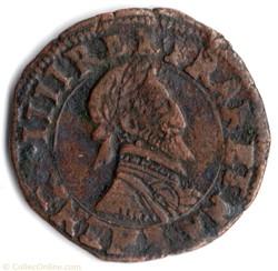 CGKL246 - Double tournois HENRI IV 1594 ...