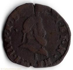 CGKL198 - Double tournois HENRI IV 1593I...