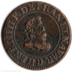 CGKL202 - Double tournois Henri IV 1607D...